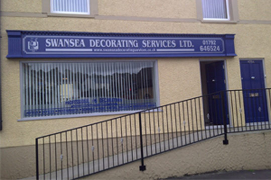 Painting Services in Swansea